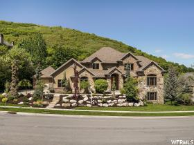 Home for sale at 4190 S Summermeadow Dr, Bountiful, UT  84010. Listed at 1175000 with 5 bedrooms, 5 bathrooms and 7,275 total square feet