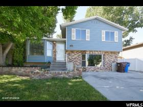 Home for sale at 288 E Angel St, Sandy, UT 84070. Listed at 275000 with 4 bedrooms, 2 bathrooms and 2,078 total square feet