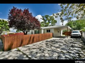 Home for sale at 5049 S Alex St, Salt Lake City, UT  84118. Listed at 214900 with 3 bedrooms, 2 bathrooms and 1,172 total square feet