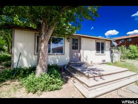 Home for sale at 313 E 100 North, Vernal, UT  84078. Listed at 113000 with 2 bedrooms, 1 bathrooms and 798 total square feet