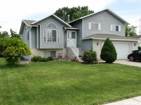 Home for sale at 4852 S 3300 West, Roy, UT 84067. Listed at 249999 with 3 bedrooms, 2 bathrooms and 2,107 total square feet