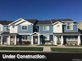 Home for sale at 5117 W Dolce Ct #1060, Herriman, UT  84096. Listed at 242580 with 3 bedrooms, 2 bathrooms and 1,275 total square feet