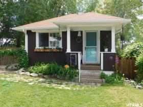 Home for sale at 1051 Oak St, Ogden, UT 84401. Listed at 139900 with 2 bedrooms, 1 bathrooms and 798 total square feet