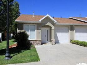 Home for sale at 9596 S Hidden Bluff Way, Sandy, UT 84070. Listed at 245000 with 2 bedrooms, 2 bathrooms and 1,040 total square feet