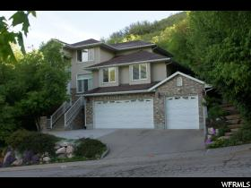 Home for sale at 1351 Canyon Creek Dr, Bountiful, UT  84010. Listed at 670000 with 6 bedrooms, 4 bathrooms and 5,030 total square feet