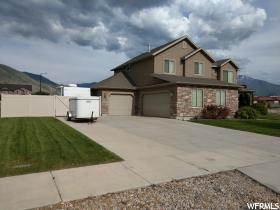 Home for sale at 154 N 800 West, Springville, UT 84663. Listed at 339900 with 4 bedrooms, 3 bathrooms and 2,031 total square feet