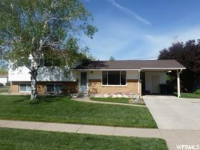 Home for sale at 4291 S 800 West, Riverdale, UT 84405. Listed at 236000 with 3 bedrooms, 2 bathrooms and 2,444 total square feet