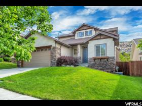 Home for sale at 4318 N Pheasant Ridge Trl, Lehi, UT  84043. Listed at 375000 with 4 bedrooms, 4 bathrooms and 2,668 total square feet