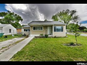 Home for sale at 992 S 1500 West, Salt Lake City, UT  84104. Listed at 225000 with 3 bedrooms, 1 bathrooms and 932 total square feet