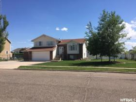Home for sale at 2281 W 2175 South, Syracuse, UT  84075. Listed at 290000 with 6 bedrooms, 3 bathrooms and 2,179 total square feet