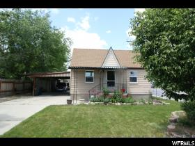 Home for sale at 3804 S 2200 West, Salt Lake City, UT  84119. Listed at 165000 with 3 bedrooms, 1 bathrooms and 1,400 total square feet