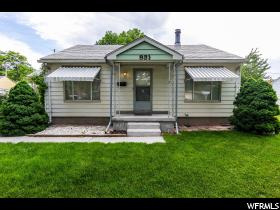Home for sale at 831 N Oakley St, Salt Lake City, UT  84116. Listed at 269900 with 3 bedrooms, 2 bathrooms and 1,620 total square feet