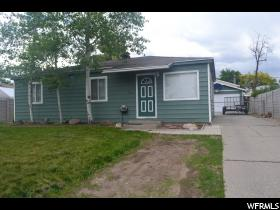Home for sale at 4431 W 5615 South, Salt Lake City, UT  84118. Listed at 219900 with 3 bedrooms, 1 bathrooms and 1,002 total square feet