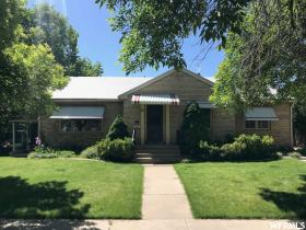 Home for sale at 555 N 300 East, Logan, UT 84321. Listed at 210000 with 3 bedrooms, 2 bathrooms and 2,400 total square feet