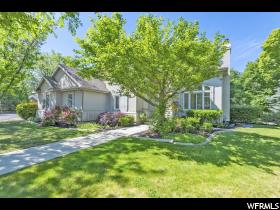 Photo 1 for 7968 S Willow Cir, Cottonwood Heights UT 84093