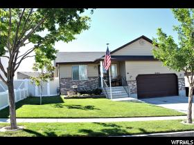Home for sale at 6342 W Oquirrh Point Dr, West Jordan, UT  84081. Listed at 354900 with 5 bedrooms, 3 bathrooms and 2,740 total square feet