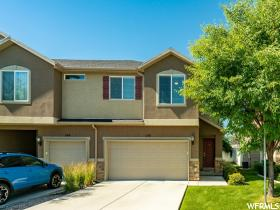 Home for sale at 1140 N Seraphim Ct, Layton, UT  84041. Listed at 216500 with 3 bedrooms, 2 bathrooms and 1,556 total square feet