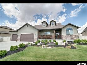 Home for sale at 8456 S Rundlestone Dr, West Jordan, UT  84081. Listed at 425000 with 4 bedrooms, 3 bathrooms and 3,610 total square feet