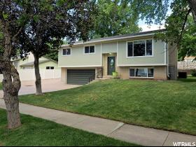Home for sale at 11059 S Eden Cir, Sandy, UT  84094. Listed at 333000 with 4 bedrooms, 2 bathrooms and 1,636 total square feet