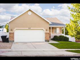 Home for sale at 5412 W Shaggy Peak Dr, Herriman, UT 84096. Listed at 385000 with 5 bedrooms, 3 bathrooms and 2,766 total square feet