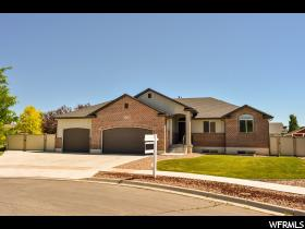 Home for sale at 1107 W 2850 South, Syracuse, UT 84075. Listed at 394900 with 3 bedrooms, 2 bathrooms and 3,017 total square feet