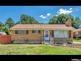 Home for sale at 3320 Gramercy Ave, Ogden, UT 84403. Listed at 195000 with 4 bedrooms, 2 bathrooms and 1,934 total square feet