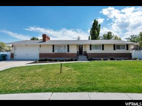 Home for sale at 2993 W 13010 South, Riverton, UT  84065. Listed at 384990 with 6 bedrooms, 3 bathrooms and 2,944 total square feet