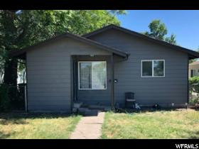 Home for sale at 853 W 400 North, Salt Lake City, UT 84116. Listed at 215000 with 2 bedrooms, 1 bathrooms and 860 total square feet