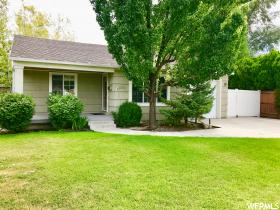 Home for sale at 620 N 800 West, Salt Lake City, UT 84116. Listed at 247000 with 2 bedrooms, 1 bathrooms and 785 total square feet