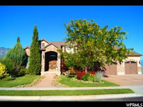 Home for sale at 11596 N Sunset Hills Dr, Highland, UT  84003. Listed at 899000 with 4 bedrooms, 4 bathrooms and 5,385 total square feet