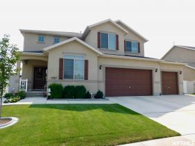 Home for sale at 1587 S Bridle Path Loop, Lehi, UT 84043. Listed at 389999 with 4 bedrooms, 3 bathrooms and 2,134 total square feet