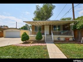 Home for sale at 624 S 800 West, Salt Lake City, UT  84104. Listed at 249900 with 3 bedrooms, 2 bathrooms and 1,299 total square feet