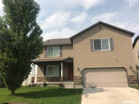 Home for sale at 1791 Church Way, Eagle Mountain, UT 84005. Listed at 350000 with 4 bedrooms, 3 bathrooms and 3,006 total square feet