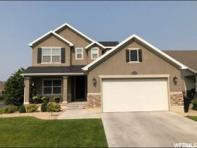 Home for sale at 1361 Carriage Chase Dr, Kaysville, UT  84037. Listed at 419000 with 6 bedrooms, 4 bathrooms and 3,148 total square feet