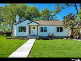 Home for sale at 1718 E Atkin Ave, Salt Lake City, UT  84106. Listed at 579897 with 3 bedrooms, 3 bathrooms and 2,538 total square feet