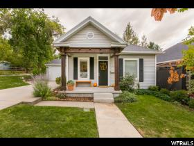 Home for sale at 1184 E Bryan Ave, Salt Lake City, UT  84105. Listed at 399900 with 2 bedrooms, 1 bathrooms and 1,155 total square feet