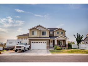 Home for sale at 2818 W Willow Dr, Lehi, UT  84043. Listed at 429900 with 4 bedrooms, 3 bathrooms and 2,846 total square feet