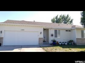 Home for sale at 1245 W 125 South, Lehi, UT 84043. Listed at 280000 with 3 bedrooms, 2 bathrooms and 1,198 total square feet