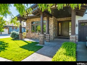 Home for sale at 1595 W 1970 North, Provo, UT 84604. Listed at 799000 with 4 bedrooms, 4 bathrooms and 5,482 total square feet