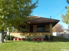 Home for sale at 123 E 200 South, Gunnison, UT 84634. Listed at 171000 with 4 bedrooms, 2 bathrooms and 1,747 total square feet