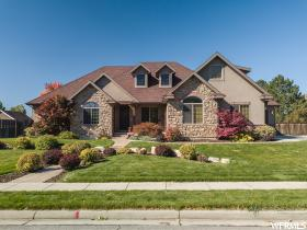 Home for sale at 9727 N 6100 West, Highland, UT  84003. Listed at 724900 with 6 bedrooms, 4 bathrooms and 5,173 total square feet