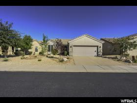 Home for sale at 4417 S Kiva Hill Dr, St. George, UT 84790. Listed at 269900 with 2 bedrooms, 2 bathrooms and 1,244 total square feet