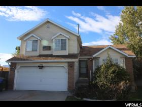 Home for sale at 3984 W 8690 South, West Jordan, UT 84088. Listed at 264900 with 4 bedrooms, 3 bathrooms and 1,854 total square feet