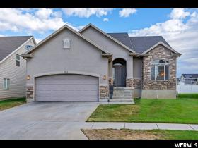 Home for sale at 3112 W 525 North, West Point, UT 84015. Listed at 295000 with 4 bedrooms, 3 bathrooms and 2,640 total square feet