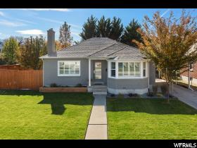 Home for sale at 1760 E Horne St, Salt Lake City, UT 84106. Listed at 499000 with 5 bedrooms, 2 bathrooms and 2,304 total square feet