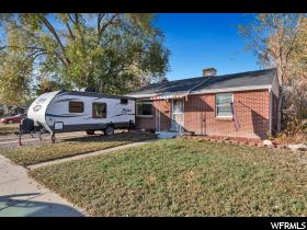Home for sale at 1546 W 1300 South, Salt Lake City, UT 84104. Listed at 224900 with 2 bedrooms, 1 bathrooms and 800 total square feet