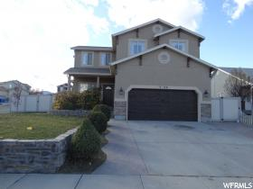 Home for sale at 5624 S Stone Bluff Way, Salt Lake City, UT 84118. Listed at 320000 with 4 bedrooms, 4 bathrooms and 2,232 total square feet