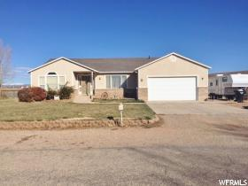 Home for sale at 2602 W 1310 North, Roosevelt, UT 84066. Listed at 310000 with 3 bedrooms, 2 bathrooms and 2,111 total square feet