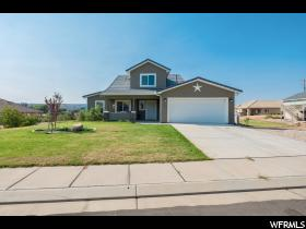 Home for sale at 845 S Peachtree Dr, Toquerville, UT 84774. Listed at 300000 with 3 bedrooms, 2 bathrooms and 2,307 total square feet