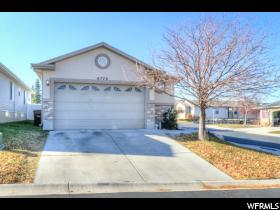 Home for sale at 6770 Oakshade Ct, West Jordan, UT  84081. Listed at 269500 with 3 bedrooms, 2 bathrooms and 1,218 total square feet